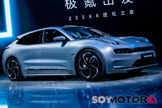 Zeekr 001 - SoyMotor.com