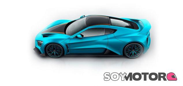 El nuevo Zenvo TS1 GT - SoyMotor.com