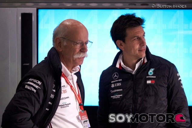 Mercedes ve la Fórmula E igual de importante que su equipo de F1 –SoyMotor.com
