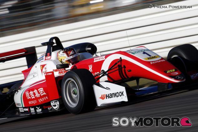 Guanyu Zhou en Hockenheim – SoyMotor.com