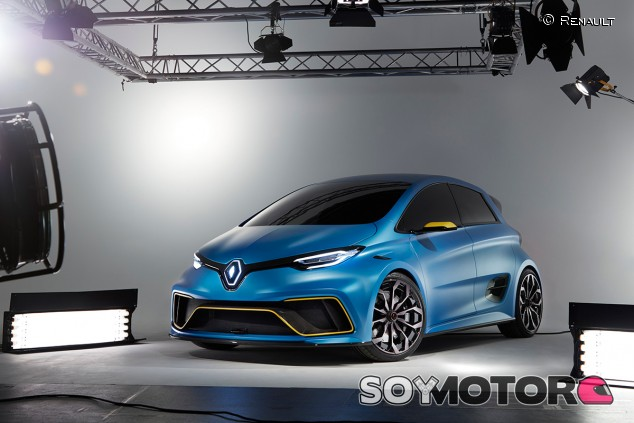 Si hubo un R5 Turbo, ¿por qué no un Zoe e-Sport Hyper Hatch?