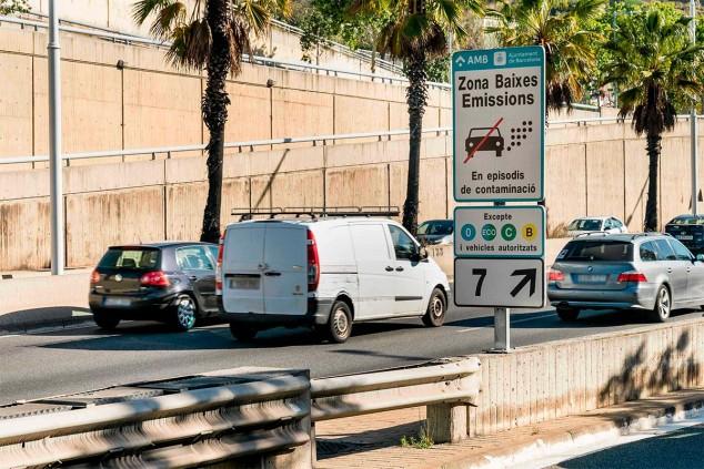 Ronda de Dalt de Barcelona - SoyMotor.com