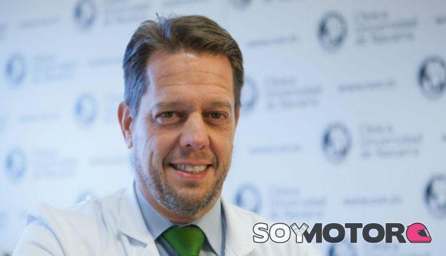 LaF1.es ha podido hablar con Javier Uzuleta, director de neumología de la Clínica Universidad de Navarra - LaF1