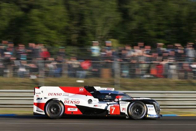 DIRECTO: Sigue las 24 Horas de Le Mans 2019