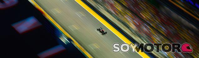 DIRECTO: GP de Singapur F1 2015