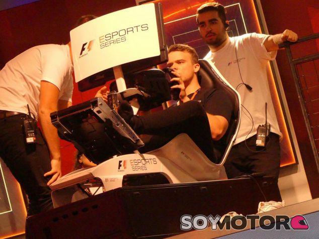 DIRECTO: Sigue las semifinales del campeonato eSports de la F1