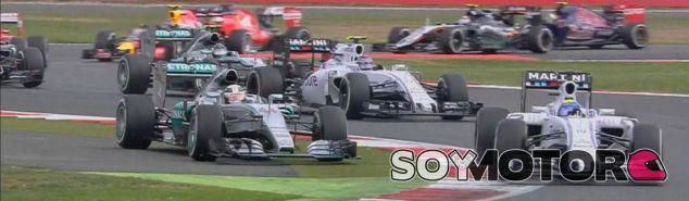 DIRECTO: GP de Gran Bretaña F1 2015
