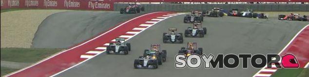 DIRECTO: GP de Estados Unidos F1 2015