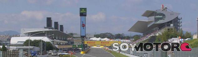 DIRECTO: GP de Japón F1 2015
