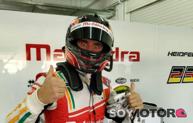 Daniel Juncadella en Valencia - SoyMotor.com