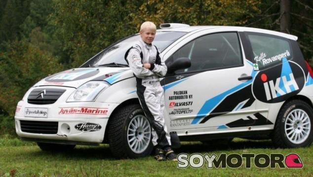 Kalle Rovanperä –SoyMotor.com