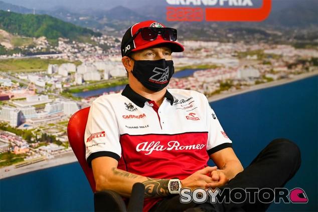 Kimi Räikkönen - SoyMotor.com