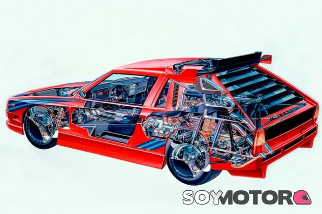 El chasis multitubular, la verdadera revolución del WRC 2022 - SoyMotor.com