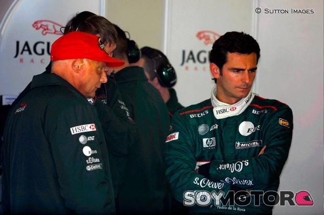Lauda y España: cuando Niki se equivocó con De la Rosa - SoyMotor.com