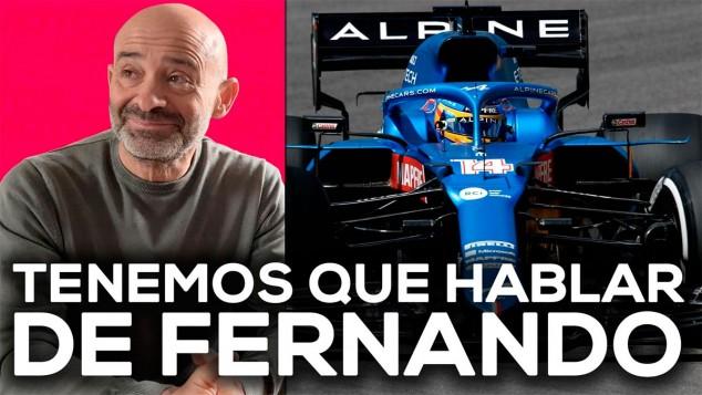 Tenemos que hablar de Fernando Alonso - SoyMotor.com