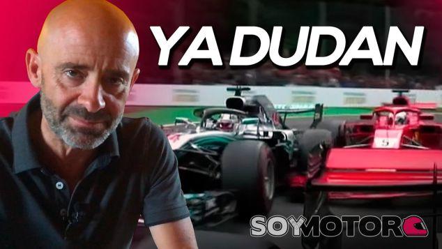 Ferrari ya duda de Vettel - SoyMotor