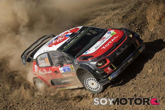 Sébastien Loeb en el Rally de México - SoyMotor