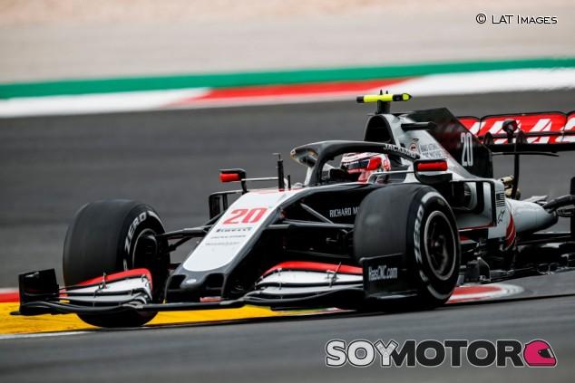 Haas y sus problemas de sobrecalentamiento de suspensión - SoyMotor.com