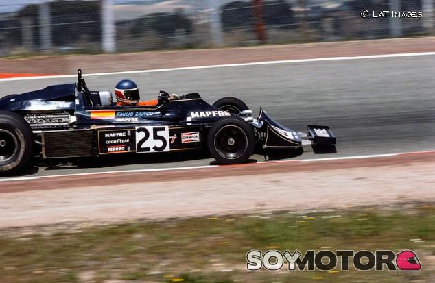 Mapfre celebra 45 años de su primera incursión en Fórmula 1 - SoyMotor.com