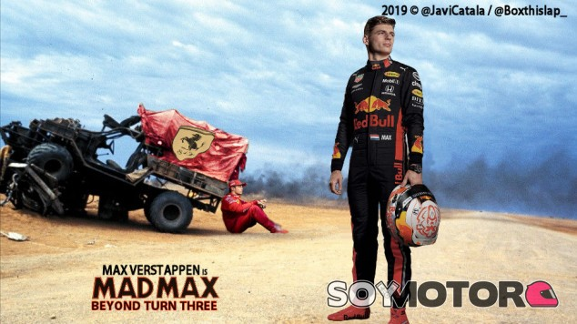 Mad Max Verstappen Beyond Turn Three