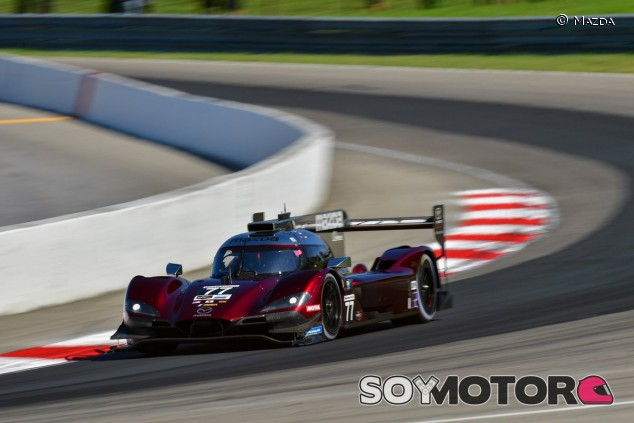 IMSA: Mazda le toma gusto a los dobletes –soyMotor.com