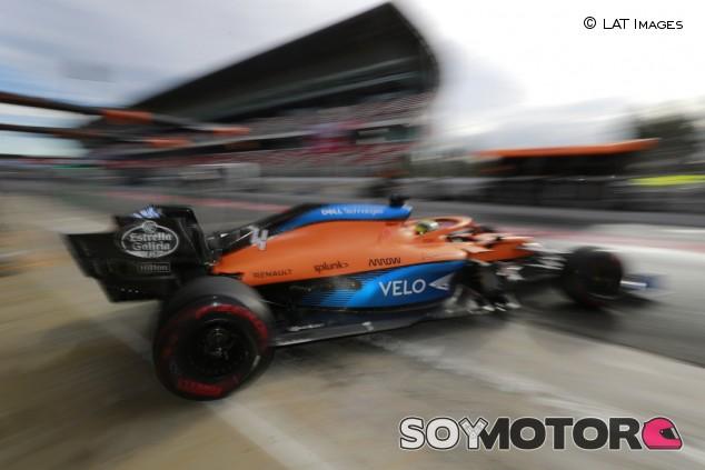 McLaren, primer equipo de F1 que acomete una reducción: despedirá a 70 miembros - SoyMotor.com