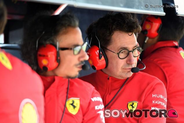Ferrari cambia de táctica, no de hombres - SoyMotor.com