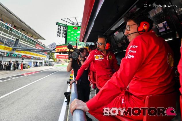 Ferrari no quiere tantas restricciones en las reglas de 2021 - SoyMotor.com