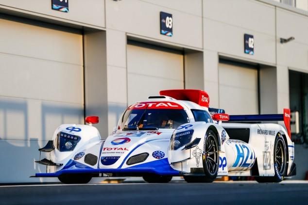 Le Mans ya prepara el asalto al hidrógeno con el segundo prototipo del Mission H24 - SoyMotor.com