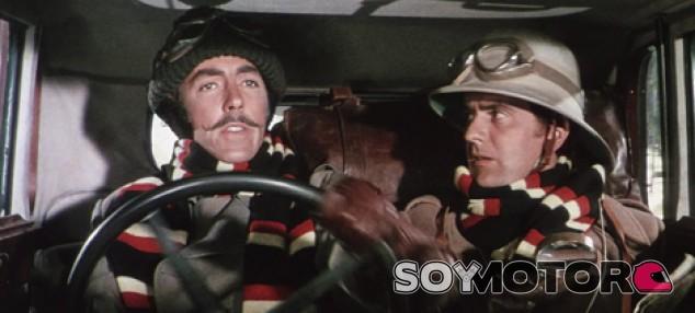 Hace 50 años, el Montecarlo tuvo su película... pero fue poco seria