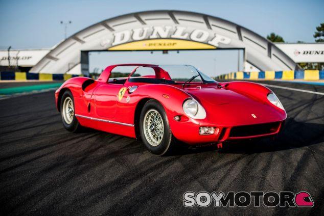 Ferrari 250/275 P: un doble ganador de Le Mans a la venta - SoyMotor.com