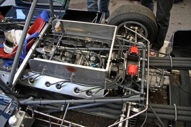 El Rotorvic V12 del Lotus 23 - SoyMotor.com
