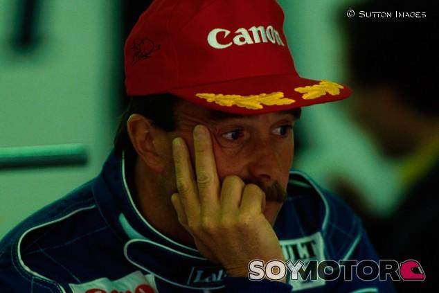 El día que Mansell envió a un periodista al psiquiatra - SoyMotor.com