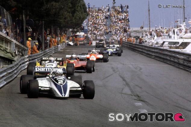 Silverstone, Mónaco 1982 y otros desastres en la última vuelta - SoyMotor.com