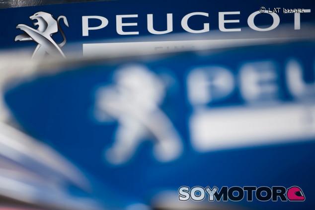 Peugeot presentará el 'Hybrid4' de Le Mans el 6 de julio - SoyMotor.com