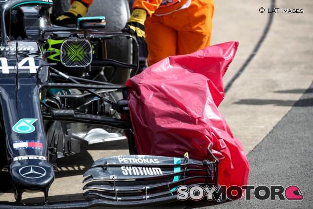Pirelli busca soluciones tras Silverstone - SoyMotor.com