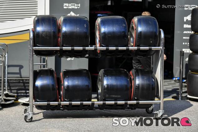 Los Pirelli 2020, una cuestión urgente que puede retrasar el pacto de las reglas 2021 - SoyMotor.com