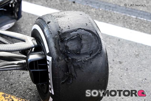 ¿Hasta qué punto juegan los equipos con las presiones de los neumáticos? - SoyMotor.com