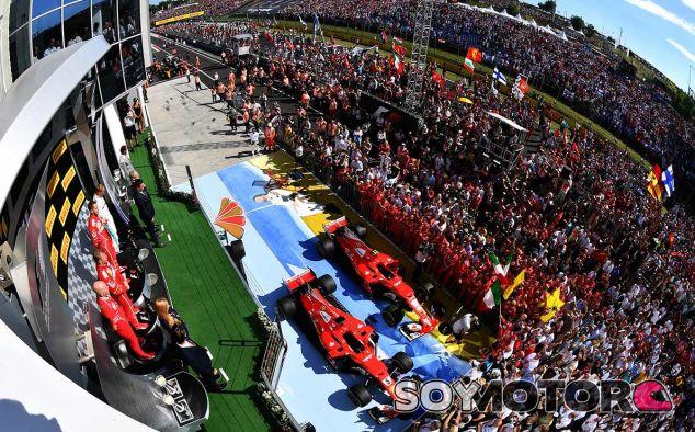 Récords F1: Estadísticas del Gran Premio Hungría 2017