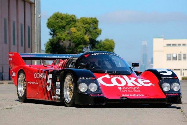Este Porsche 962 debiera ser mío… pero puede ser tuyo - SoyMotor.com