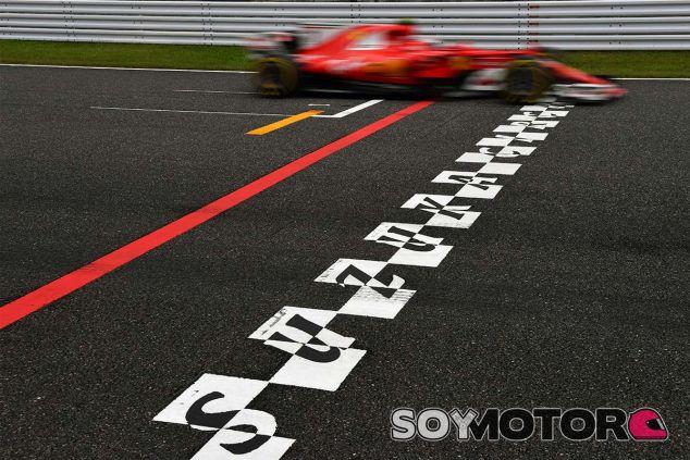 Kimi Räikkönen en Suzuka - SoyMotor.com