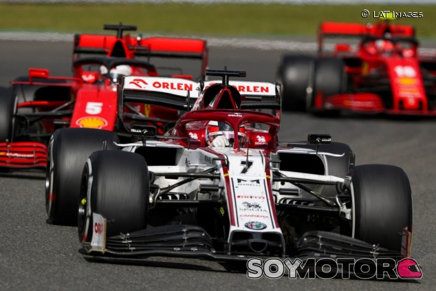 Ferrari, sin puntos y superado por Alfa Romeo: 'vergogna' antes de Monza - SoyMotor.com