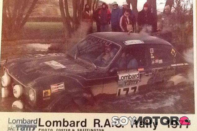 Rally de Gran Bretaña de 1977 - SoyMotor.com