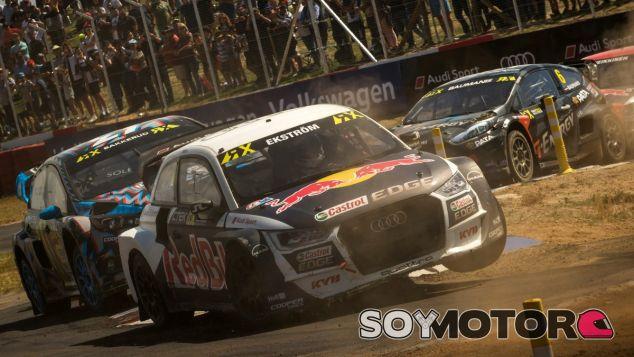 El mundial de rallycross, eléctrico a partir de 2020 - SoyMotor.com