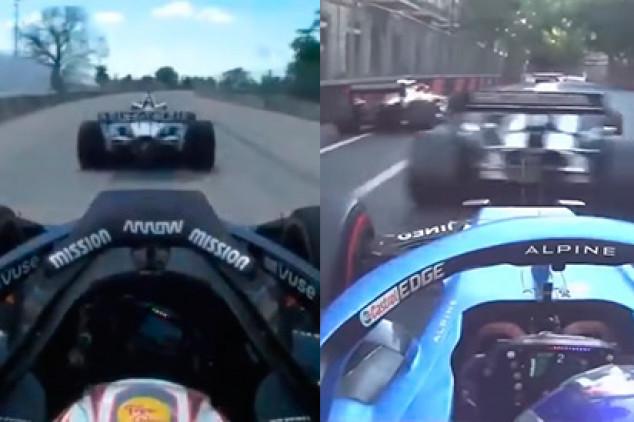 De Fernando Alonso a Pato O'Ward o la adrenalina de los finales al sprint - SoyMotor.com