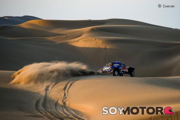 Carlos Sainz en Perú - SoyMotor.com