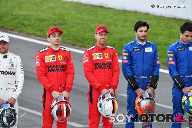 ¿Es Ferrari la mejor opción para Sainz? Simplemente sí - SoyMotor.com