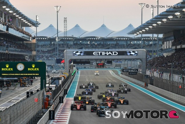 Hasta los JJ.OO. se aplazan... ¡La F1 debe aprender! - SoyMotor.com