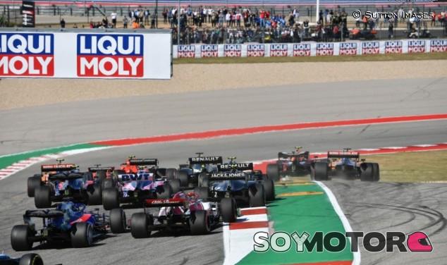 La crisis del coronavirus puede ser una catástrofe financiera para la F1 - SoyMotor.com