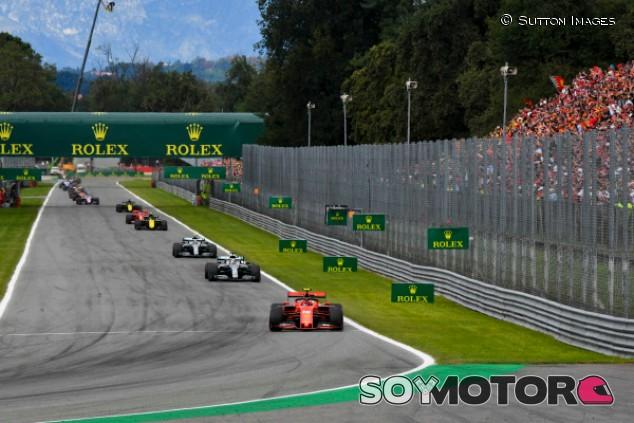 ... Y Symonds citó el hidrógeno para los futuros motores térmicos de F1 - SoyMotor.com